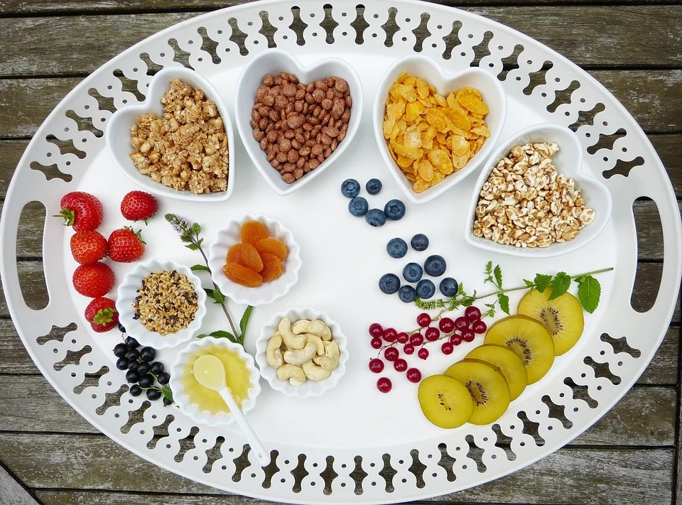 Snažte se jíst zdravěji