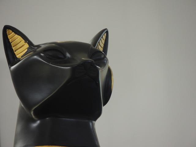 egyptská kočka