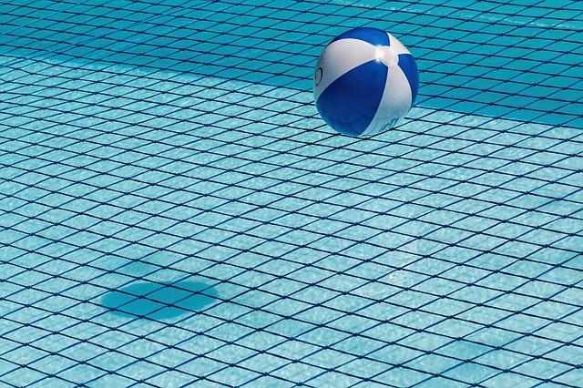 plážový míč