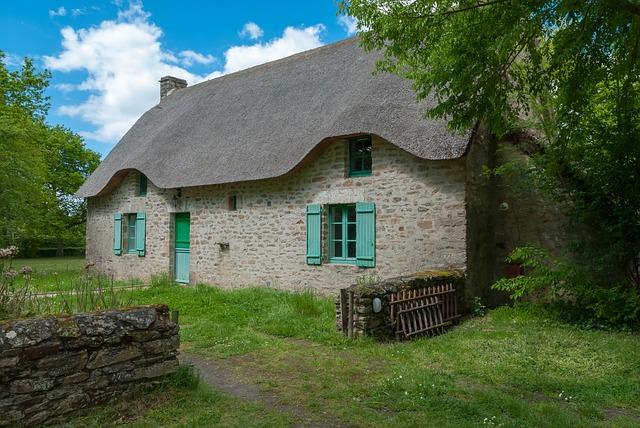 francouzský dům