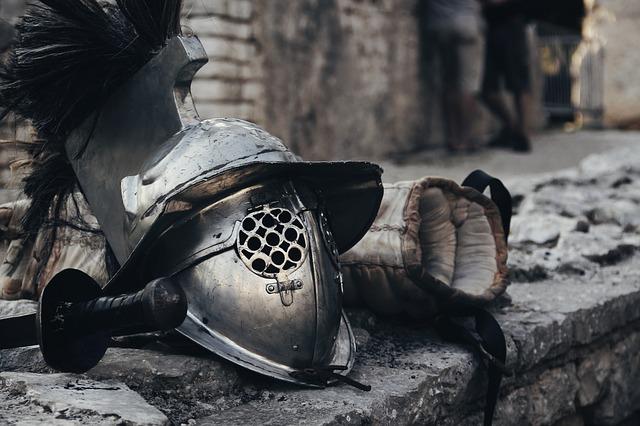 ochrana bojovníka