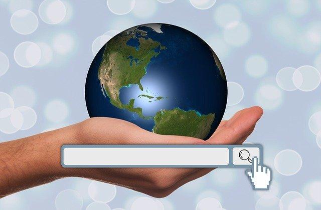 světový vyhledávač